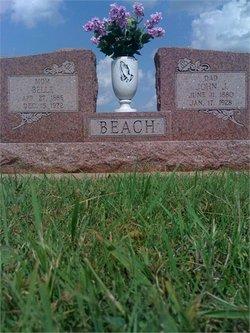 Adella Belle <i>Welch</i> Beach