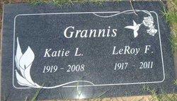 LeRoy F Grannis