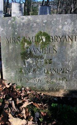 Emily <i>Bryant</i> Daniels