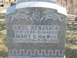 Mary Elnore <i>Connell</i> Benjamin