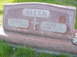 Frank G Allen