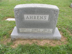 Julius E.C. Ahrens