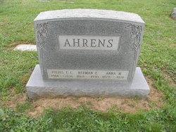 Anna M Ahrens