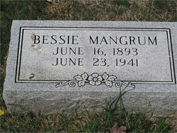 Bessie <i>Hamilton</i> Mangrum