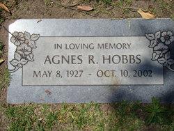 Agnes R. Hobbs