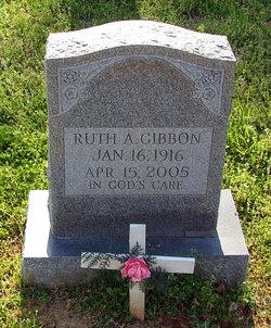 Ruth A. Gibbon