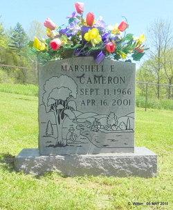 Marshell E. Cameron