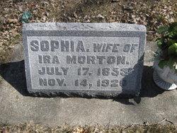 Sophia Morton
