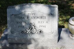 Edna Ruth Tippy <i>Hayes</i> Ainsworth