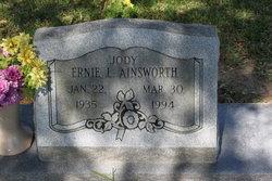 Ernie L. Jody Ainsworth
