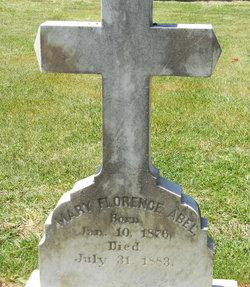 Mary Florence Abel