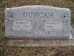 Homer A. Duncan