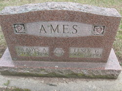 Gladys A <i>Hall</i> Ames