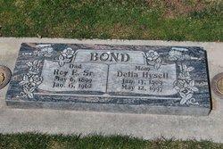 Delia <i>Hysell</i> Bond