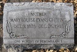 Mary Louise <i>Evans</i> Griffing