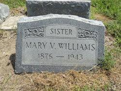 Mary V Mamie <i>Clark</i> Williams
