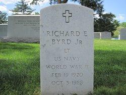 Lieut Richard Evelyn Byrd, III