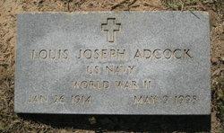 Louis Joseph Adcock