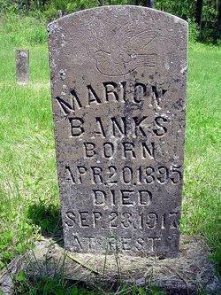 Francis Marion Banks