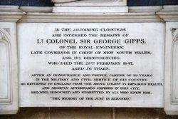 George Gipps