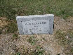 Annie Laura Green