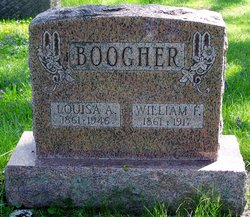 William F Boogher