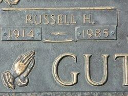 Russell Henry Gutmann
