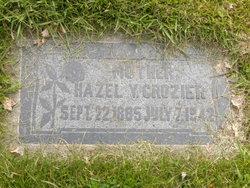 Hazel <i>Young</i> Crozier