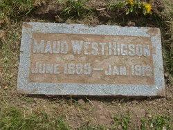 Maud Ella <i>West</i> Higson