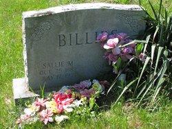Sallie <i>Marrs</i> Billips