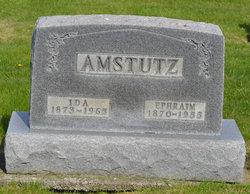 Ida <i>Steiner</i> Amstutz