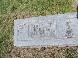Albert David Barrow