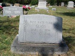 Bess Kate <i>Glass</i> Tubb