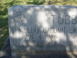 William Gaddah Tubb