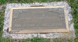 Sadie Rae Armstrong