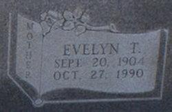 Evelyn T Bonsall