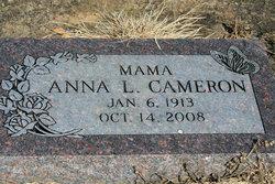 Anna Lucinda <i>Cooksey</i> Cameron