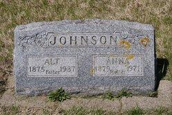 Anna Louise <i>Uthe</i> Johnson