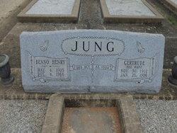 Gertrude <i>Kunz</i> Jung