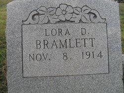 Lora Doris <i>Crawford</i> Bramlett