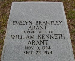 Evelyn <i>Brantley</i> Arant