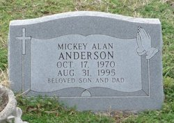 Mickey Alan Anderson