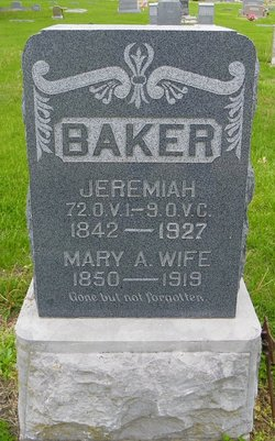 Pvt Jeremiah Baker
