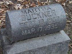 Martha <i>Pope</i> Buckner
