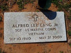 Rev Alfred Lee Lang, Jr