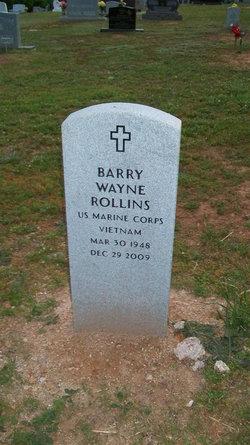Barry Wayne Rollins