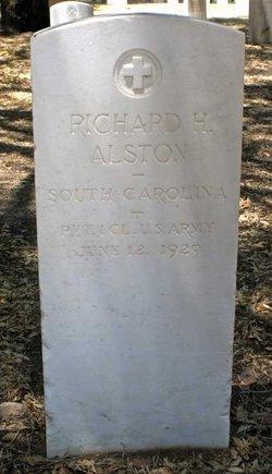 Richard H Alston