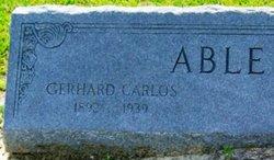 Gerhard Carlos Able