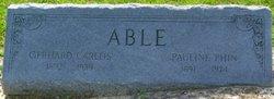 Pauline Henrietta <i>Phin</i> Able