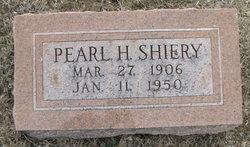 Pearl H Shiery